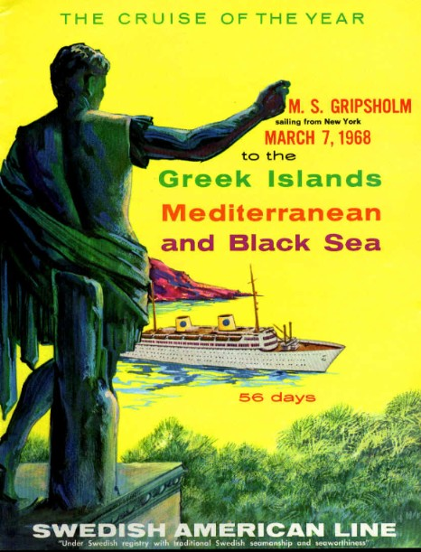 The Mediterranean & Black Sea Cruise